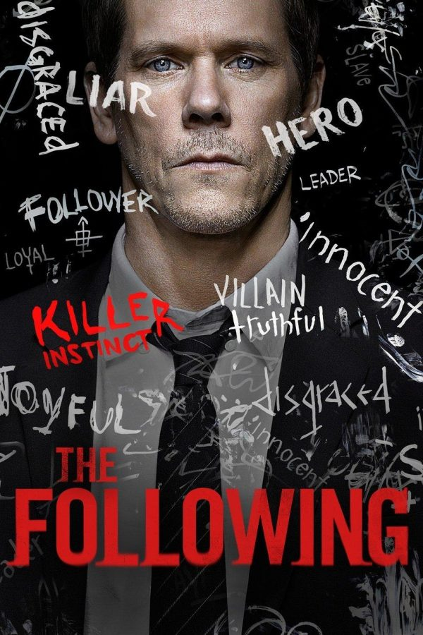 "Poster for season 3 of ""The Following"""