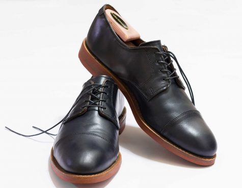 Oak Street Oxfords are casual shoes done right