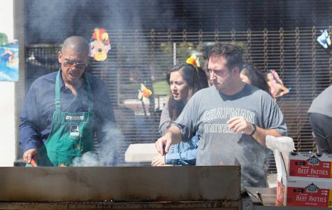 Clark continues barbecue tradition