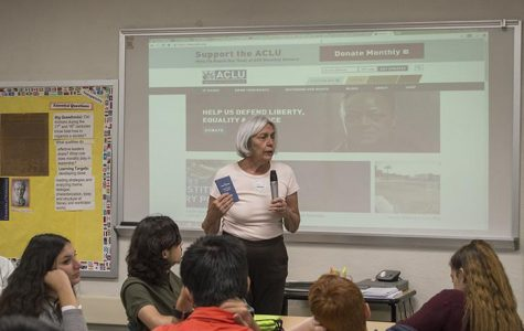 ACLU speaker addresses students on Constitution Day