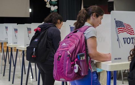 Clark Magnet High School students react to election results