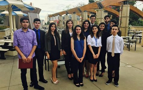 Model UN competes to combat global issues