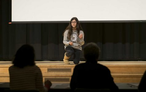 Shakespeare contest brings out students' passions