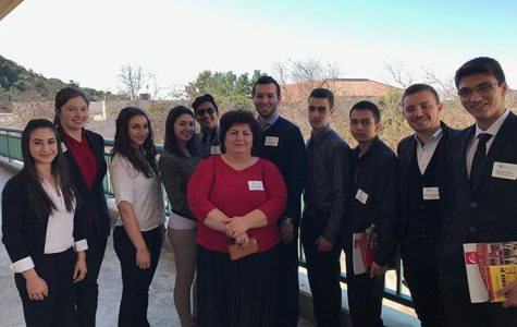 Student leaders learn from business professionals