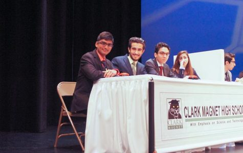 Tough competition at the annual Scholastic Bowl
