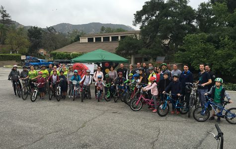Clark Bike Club helps VW Elementary students gain experience with riding to school