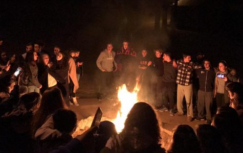 GUSD Armenian Club high school students take a trip to AYF Big Pines