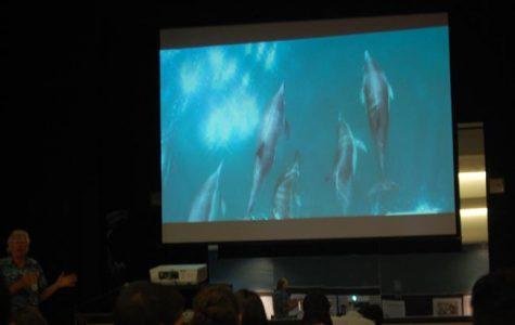 Biology guest speaker details ocean debris dilemma