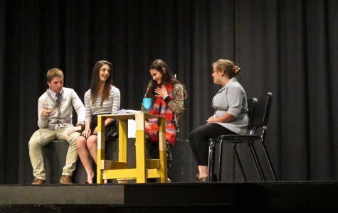 CV drama production dazzles audience