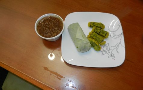 Meating the Vegetarian Challenge