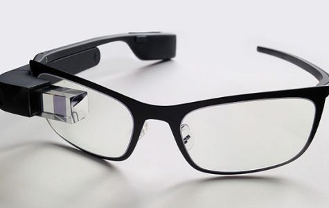 Google Glass gives a look into the future