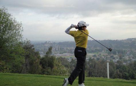 Calatena conquers CIF Golf