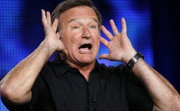 Robin Williams' death stuns students