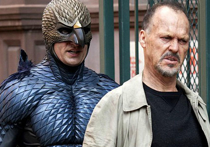 Michael+Keaton+is+%28literally%29+followed+by+his+past+in+Birdman.