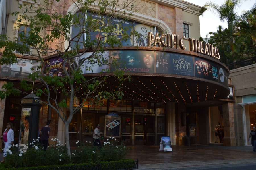 Pacific+Theaters+18+is+a+tourist+attraction+located+in+the+heart+of+Glendale+at+the+Americana+at+Brand.+Many+Clark+Magnet+students+work+at+Pacific+Theaters+because+of+its+exciting+atmosphere+and+friendly+vibe.+