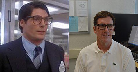 Teacher-celebrity look alikes