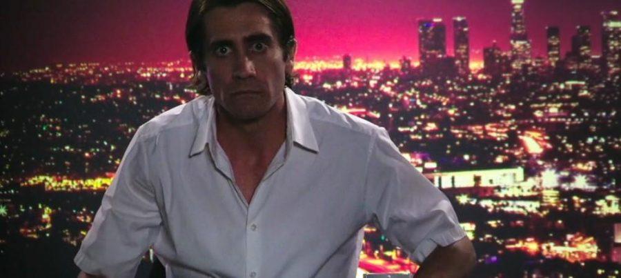 Jake+Gyllenhaal%27s+unsettling+crime+reporter+Lou+Bloom+in+Nightcrawler.