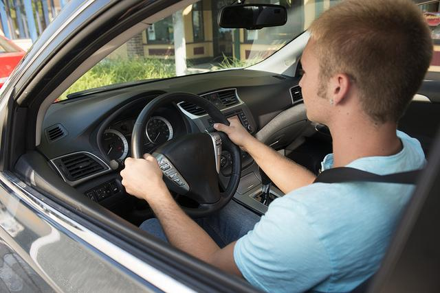 Learning to drive well depends on the instructor as well as the student.