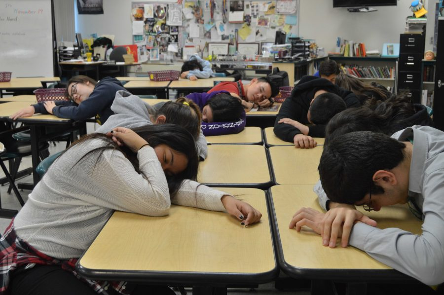 Image result for falling asleep in school