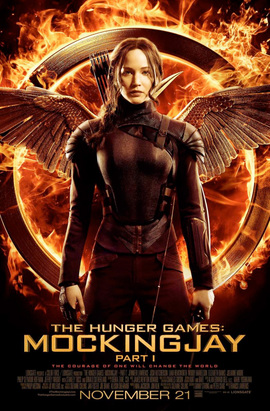 Mockingjay Part 1 is the turning point of the Hunger Games movie series. It had animated teenagers lined up hours before showtimes during opening weekend.