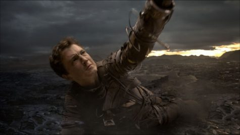 Miles Teller as Reed Richards aka Mr. Fantastic.