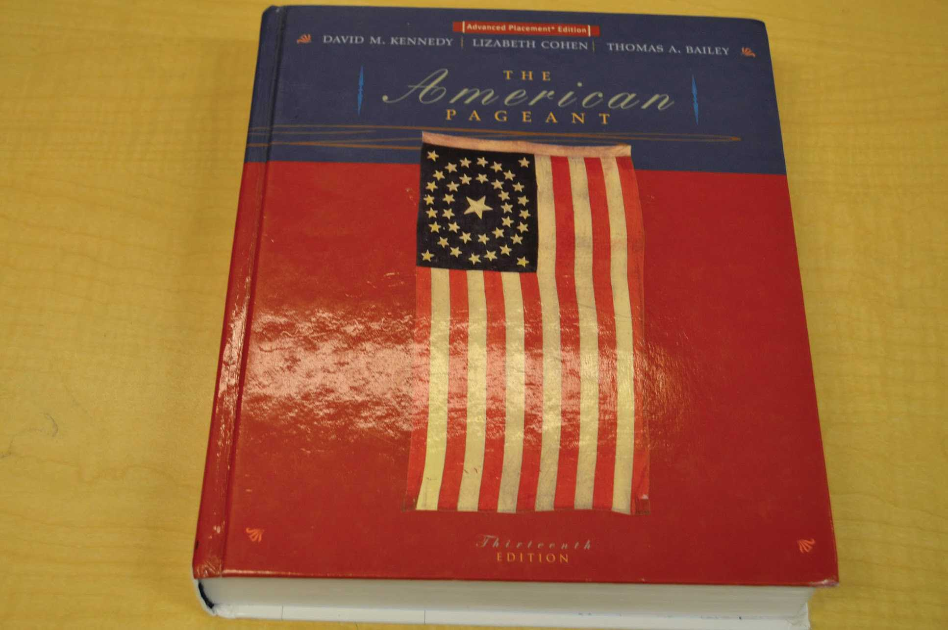 Textbooks such as these could be rendered obsolete in Oklahoma.
