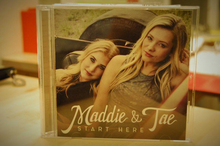 Maddie+and+Tae%27s+new+hit+album+%22Start+Here%22