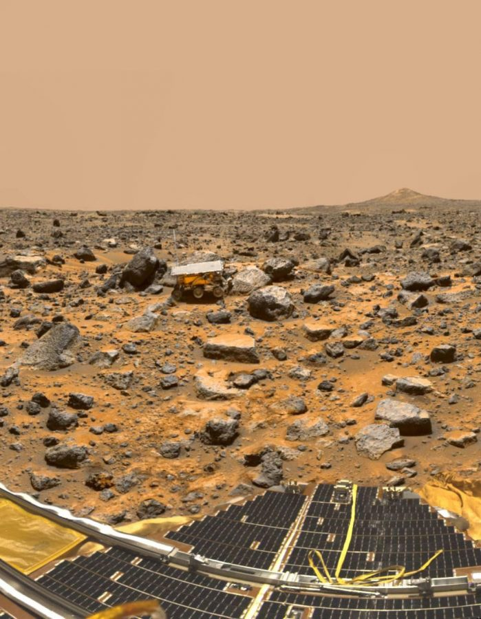 By 2025, NASA scientists plan on sending the first people on Mars.