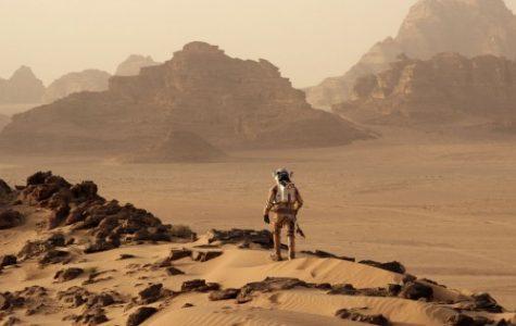 'The Martian' orbits in success