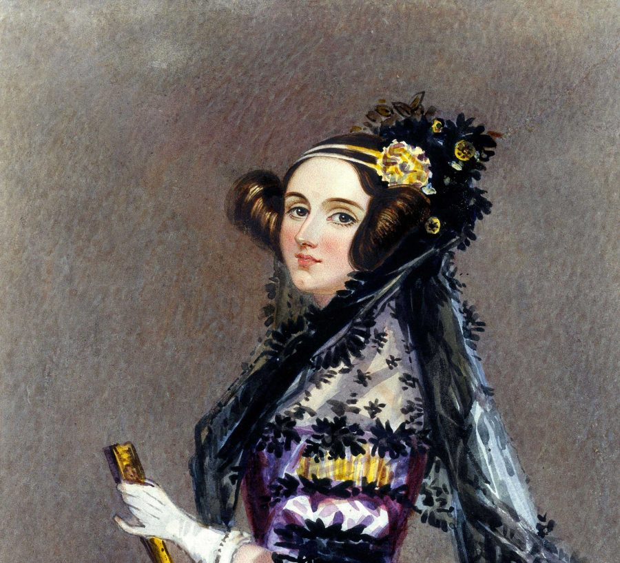 The beautiful Ada Lovelace who inspired women to strive in STEM.