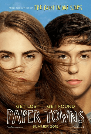The highly-anticipated adaptation of John Green's novel 'Paper Towns' was released July 24.