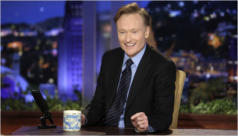 Late night host Conan O'Brien take a trip to Armenia with his assistant Sona Movsesian.