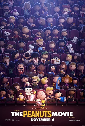 'The Peanuts Movie,' out on Nov. 6, will end the 35-year-long absence of Peanuts from the big screen.