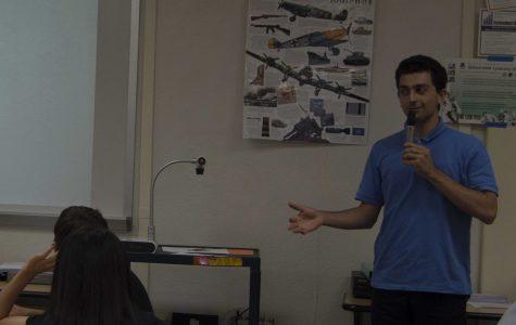 Public speaking at Clark prepares students for the future