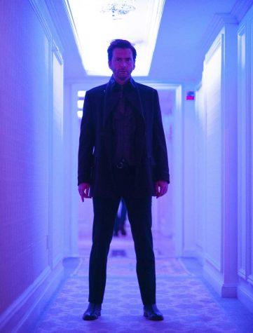David Tennant as The Purple Man, AKA Zebediah Kilgrave.