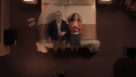 'Anomalisa' is filled with dark humor and painfully sweet melancholy