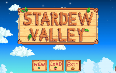 Stardew Valley's Main Menu