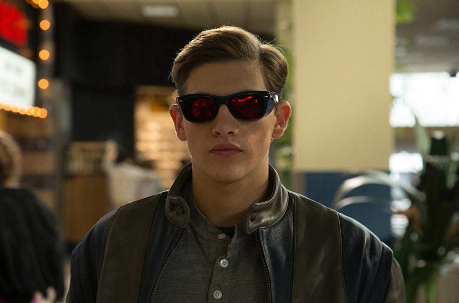 Tye Sheridan as Cyclops in 20th Century Fox's X-Men: Apocalypse.