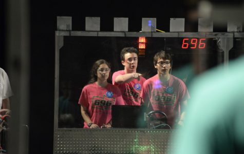 Competitive Robotics competitions: addicted to the exhilaration