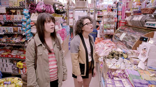 Abbi+Jacobson+and+Ilana+Glazer+create+a+unique+comedy+out+of+a+bizarre+New+York+City+atmosphere.