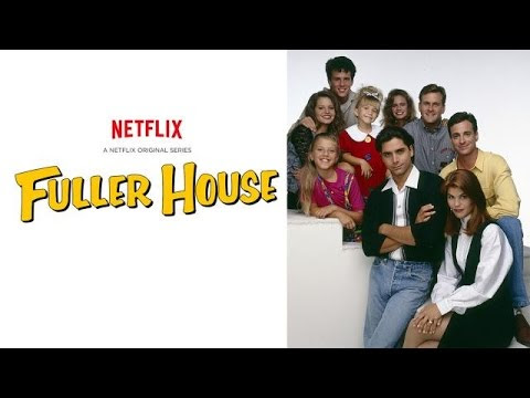 Promo poster for Netflix's 'Fuller House.'