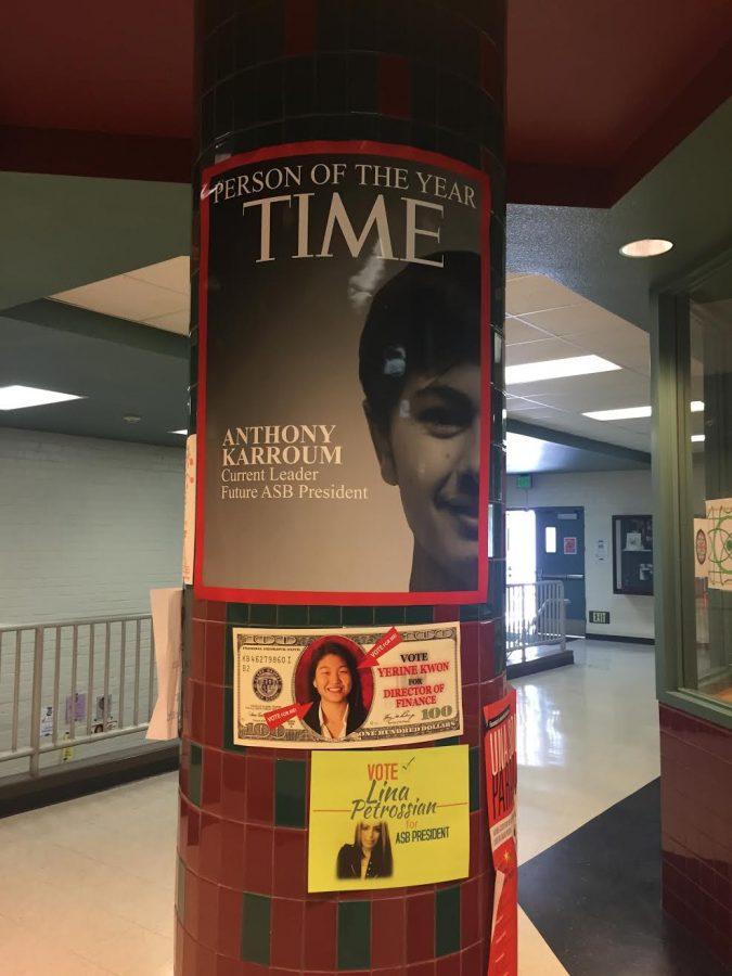 Karroum's emulation of Time Magazine.