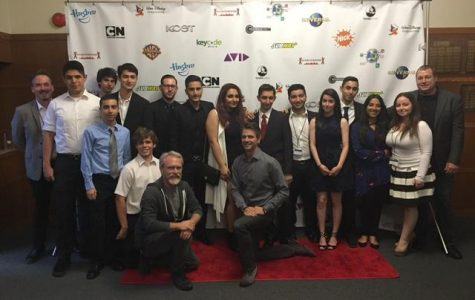 Clark's cinematography department participates in the VCTC