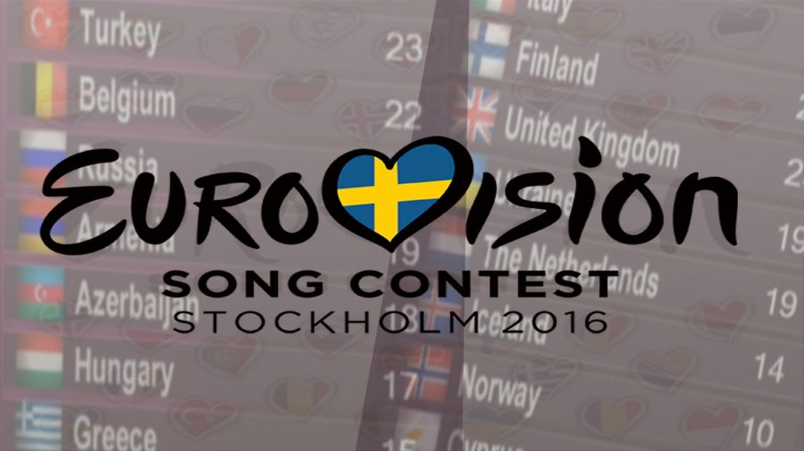 This year's Eurovision Song Contest took place in Sweden with the theme, Come Together.