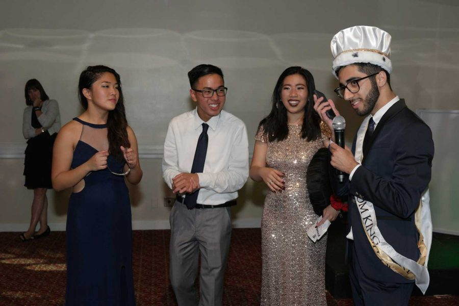 Sipan+Nazaryan+calling+his+mom+after+being+crowned+prom+King.+