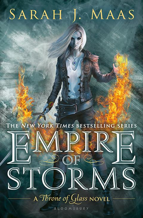 'Empire of Storms': A shock for fantasy book lovers