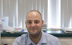 Armond Khodagulyan goes from being student to teacher