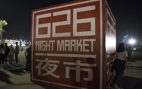 The 626 Night Market Captures Asian Culture
