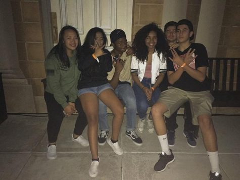 Horror Nights is fun, especially with a group of friends.