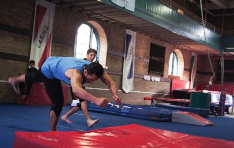 Art and fun in the form of parkour